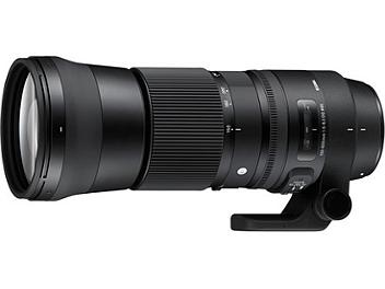 Sigma 150-600mm F5-6.3 DG OS HSM Sports Lens - Canon Mount