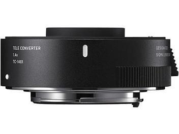 Sigma TC-1401 1.4x Teleconverter - Canon Mount