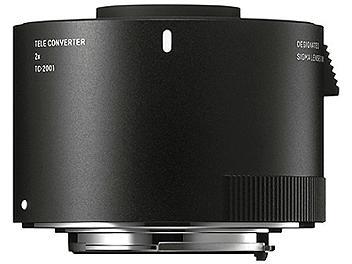 Sigma TC-2001 2x Teleconverter - Nikon Mount
