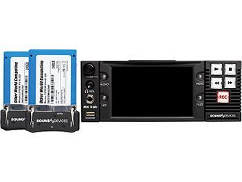 Sound Devices PIX 250i Complete Kit