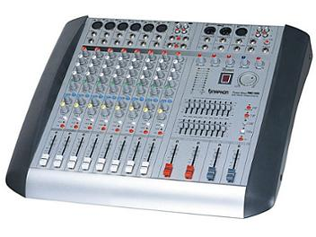 Naphon PMC-1035 10-channel Powered Audio Mixer