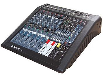 Naphon PC-625 6-channel Powered Audio Mixer