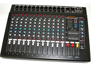 Naphon PC-1235 12-channel Powered Audio Mixer