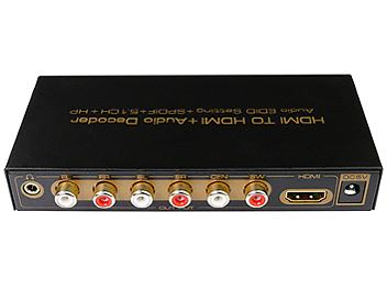 ASK HDCN0016M1 HDMI to HDMI + Audio Decoder