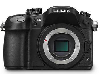 Panasonic AG-GH4 Camera Vista