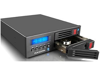 RAIDON MR2020-2S-S2R 1-CD-ROM Bay 2.5-inch RAID Storage