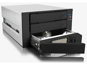 RAIDON iS2630-U5 2-CD-ROM Bay 3.5-inch JBOD Storage