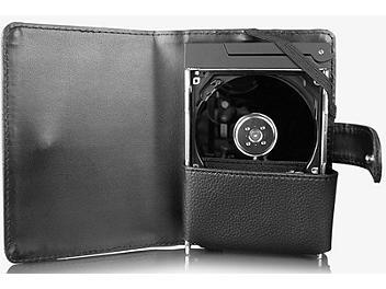 RAIDON 2.5-inch HDD Leather Tray Bag