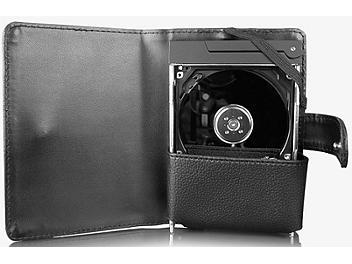 RAIDON 3.5-inch HDD Leather Tray Bag