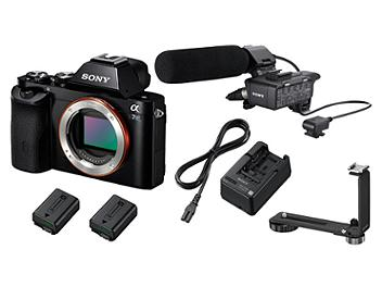 Sony Alpha a7S ILCE-7S/PWRKIT1 Professional Digital Camera Kit