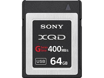 Sony QD-G64A 64GB XQD G Series Memory Card (pack 5 pcs)