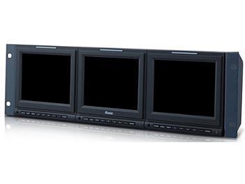 Ruige TL-S560HD-3 3 x 5.6-inch Rackmount HD-SDI Monitor