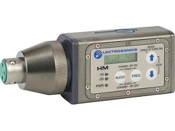 Lectrosonics HM Digital UHF Wireless Plug-On Microphone Transmitter 470.100-495.600 MHz
