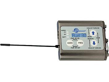 Lectrosonics WM Watertight Wireless Mini Transmitter 614.400-639.900 MHz
