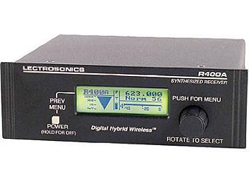 Lectrosonics R400A UHF Diversity Receiver 640.600-665.500MHz