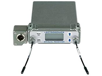 Lectrosonics SRB5P Camera Slot UHF Receiver 512.000-537.500 MHz