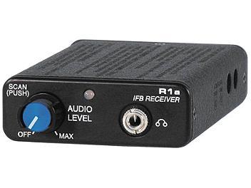 Lectrosonics IFBR1A UHF IFB Belt-Pack Receiver 614.400-639.900 MHz