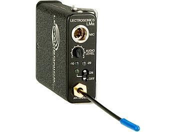 Lectrosonics LMA Digital Hybrid UHF Beltpack Transmitter 470.100-495.600 MHz