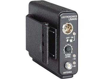 Lectrosonics UM400A UHF Beltpack Transmitter 614.400-639.900 MHz
