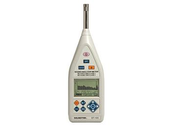 Tenmars ST-105D Class 1 Integrating Sound Analyzer Meter