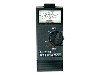 Tenmars YF-20 Analog Sound Level Meter