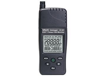Tenmars ST-501 CO2/Temperature/RH Monitor