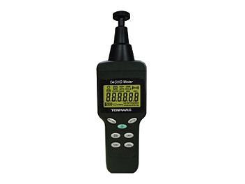 Tenmars TM-4100D Tachometer with Datalogger