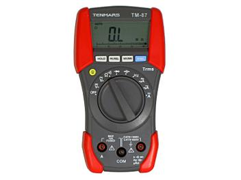 Tenmars TM-87 Digital Multimeter