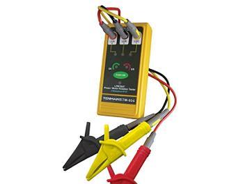 Tenmars TM-604 3-Phase/Motor Rotation Tester