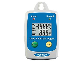 Tenmars TM-305U Temperature/Humidity Datalogger