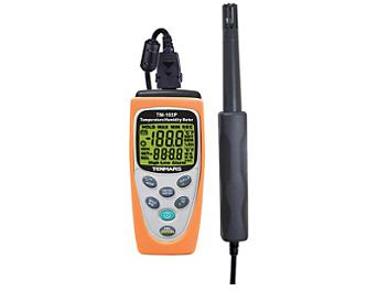Tenmars TM-183P Temperature/Humidity Meter