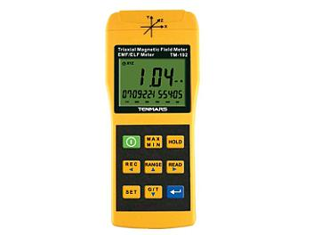 Tenmars TM-192D 3-Axis Magnetic Field Meter with Datalogger