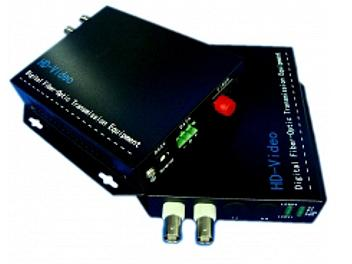 Beneston AHD-FB02TX/RX 2-channel AHD Fiber-Optic Transceiver (Transmitter and Receiver)