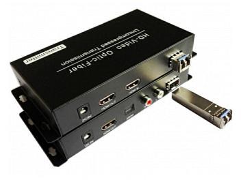 Beneston VHDI-FB02TXRX Fiber-Optic Extender (Transmitter and Receiver)