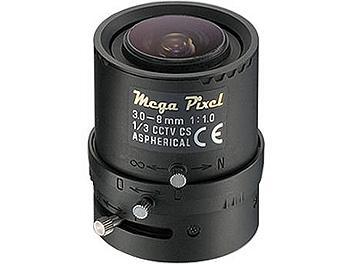 Tamron 3-8mm F/1 M13VM308 CCTV Lens
