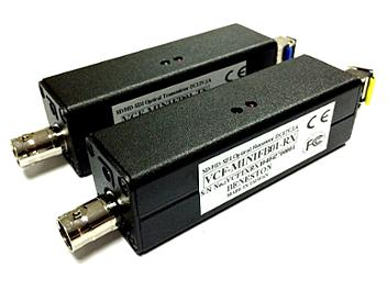 Beneston VCF-MINIFB01TX/RX(A) HD-SDI SFP Fiber-Optic Converter (Transmitter and Receiver)