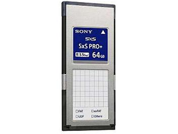 Sony SBP-64C 64GB SxS Pro+ Memory Card (pack 5 pcs)