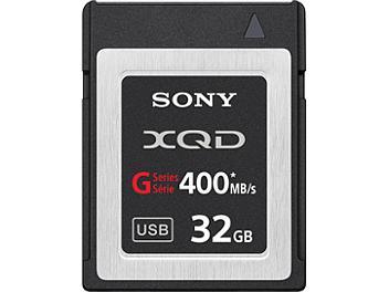 Sony QD-G32A 32GB XQD G Series Memory Card (pack 10 pcs)