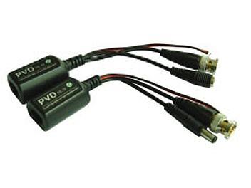 Beneston ACT-BL001-PVD AHD / CVI / TVI / Analog / Data / Power Balun (pack 10 pcs)