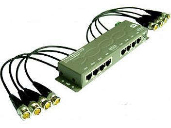 Beneston ACT-BL008-PVD AHD / CVI / TVI / Analog / Data / Power Balun
