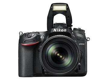 Nikon D7200 DSLR Camera Kit with 18-105mm VR Lens