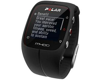Polar M400 90051341 GPS Sports Watch with Heart Rate Sensor - Black