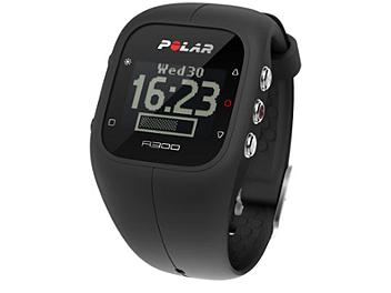 Polar A300 90051953 HR Fitness and Activity Monitor - Black