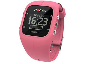 Polar A300 90054243 HR Fitness and Activity Monitor - Pink