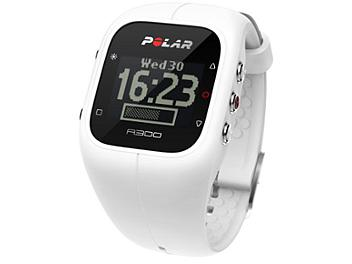 Polar A300 90054235 HR Fitness and Activity Monitor - White