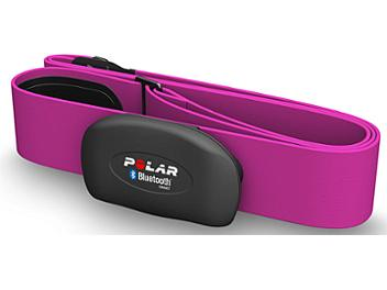 Polar H7 92053186 Heart Rate Sensor for Select Smartphones and Polar Devices (M-XXL, Pink)