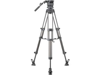 Libec RS-250DM Tripod System with Mid-Level Spreader