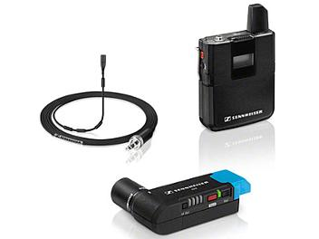 Sennheiser AVX MKE2 Camera-Mountable Lavalier Pro Digital Wireless Set-3 1880-1900 MHz
