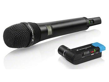 Sennheiser AVX-835 Camera-Mountable Digital Handheld Wireless Microphone Set-3 1880-1900 MHz