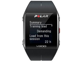 Polar V800 90047438 GPS Sports Watch with Heart Rate - Black/Grey